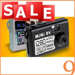 5.0 Megapixel Mini HD Digital Camera