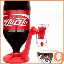 Fizz Saver! Beverage Tap & Dispenser